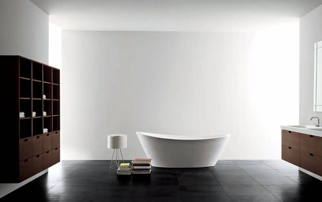 Sign衛浴意大利高端衛浴品牌,個性而具有裝飾品質: 極簡主義  by 北京恒邦信大国际贸易有限公司, 簡約風