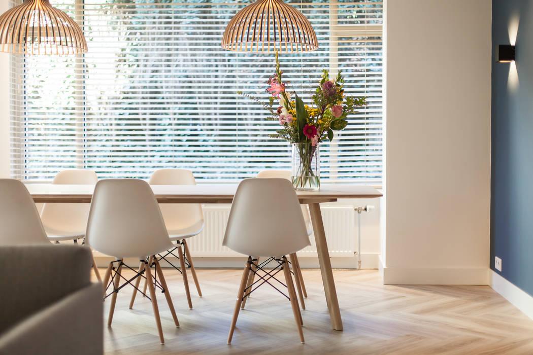 Ontwerp fris en eigentijds interieur Scandinavische eetkamers van Bob Romijnders Architectuur + Interieur Scandinavisch