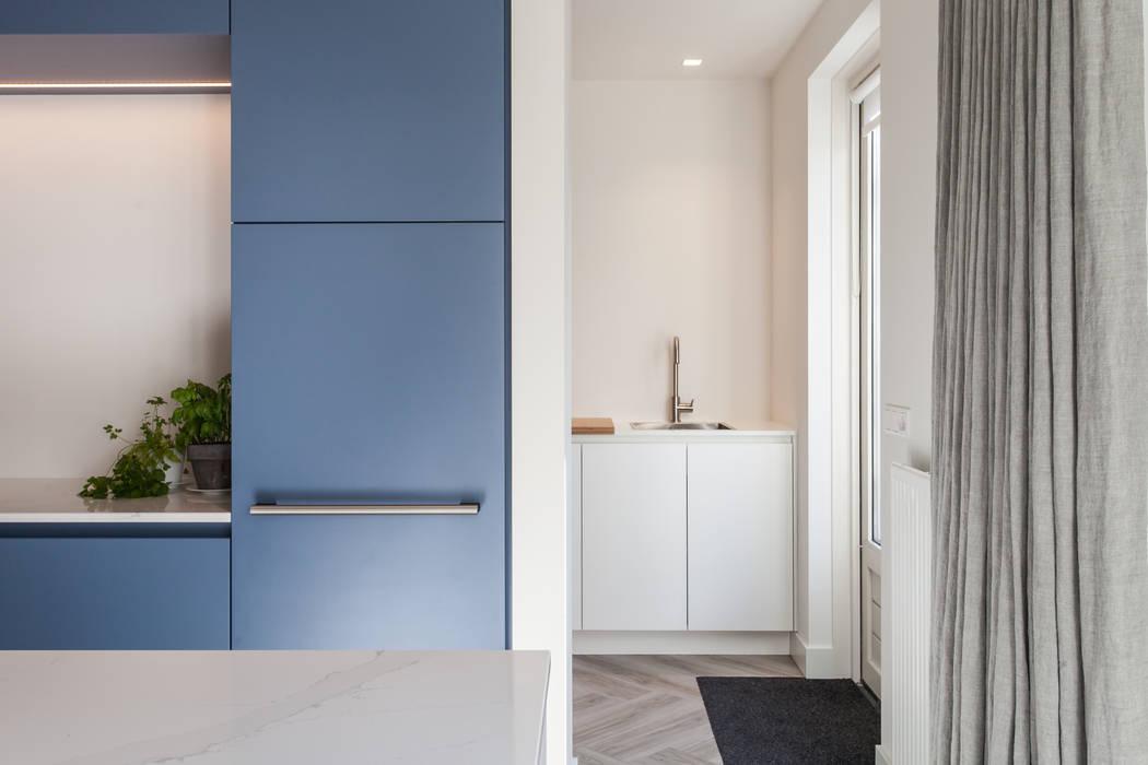 Ontwerp fris en eigentijds interieur Scandinavische keukens van Bob Romijnders Architectuur + Interieur Scandinavisch