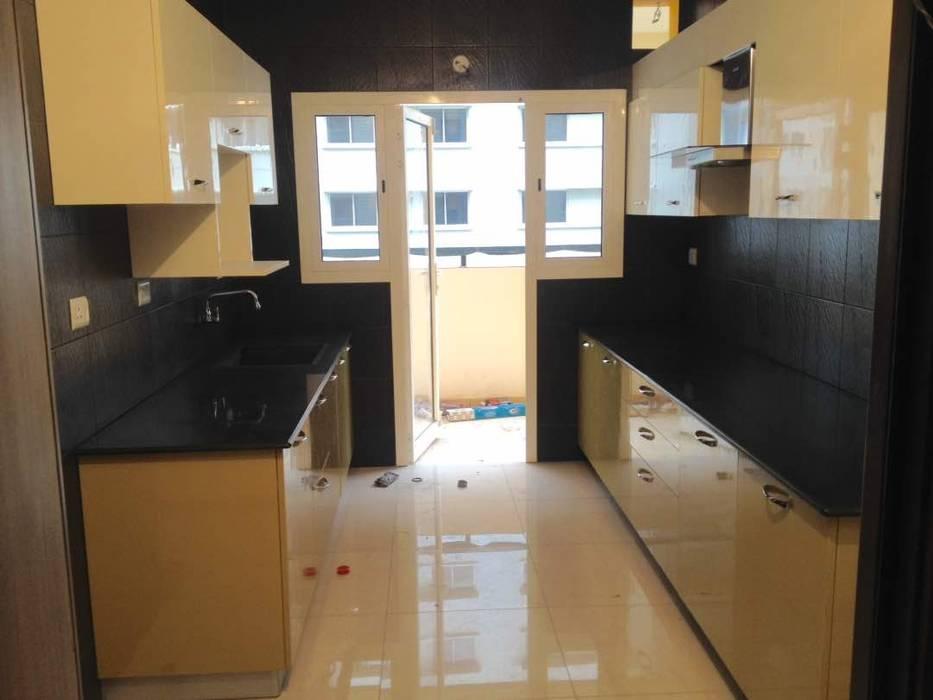 HSR Layout:  Kitchen by Design Space