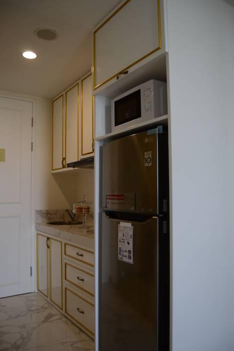 Küchenzeile von POWL Studio,