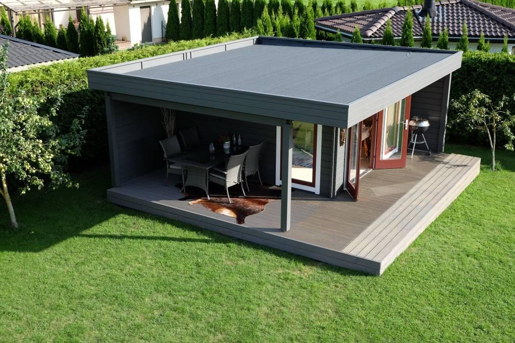 Hansa Lounge XL:  Log cabin by Hansagarten24