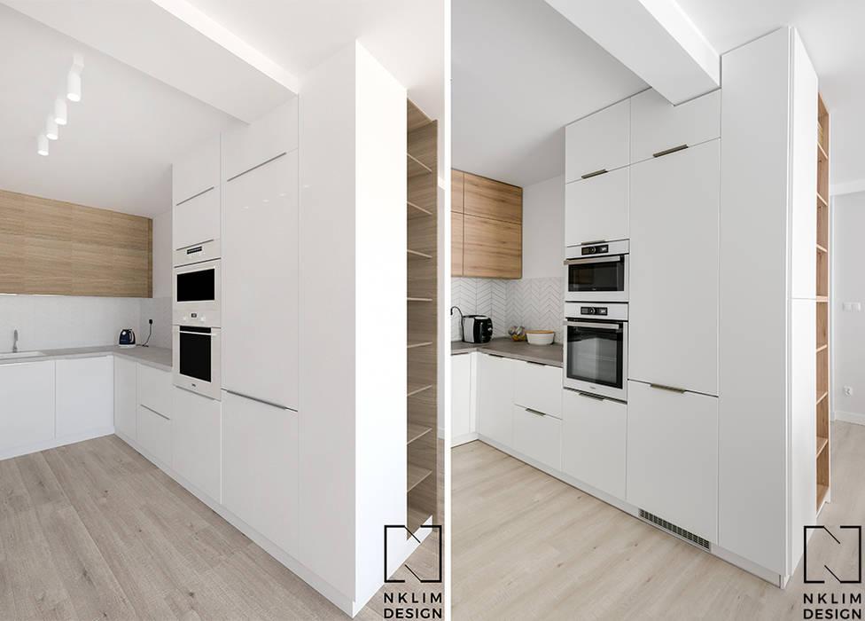 Küche von nklim.design, Modern
