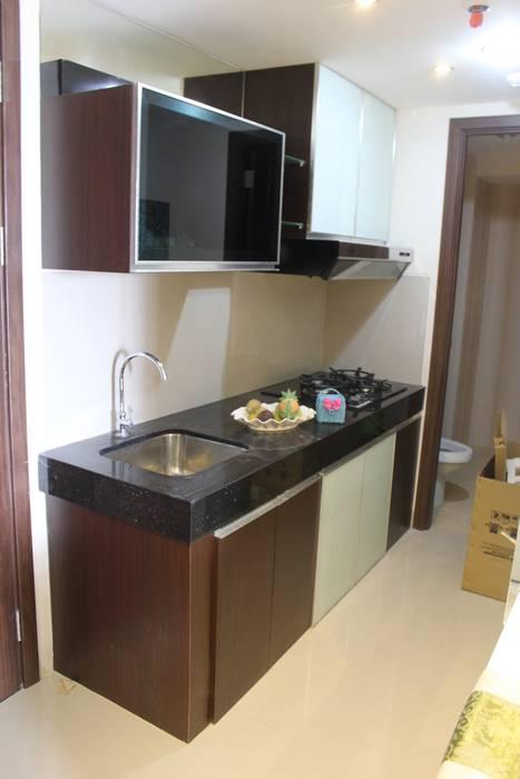 Küchenzeile von POWL Studio, Modern