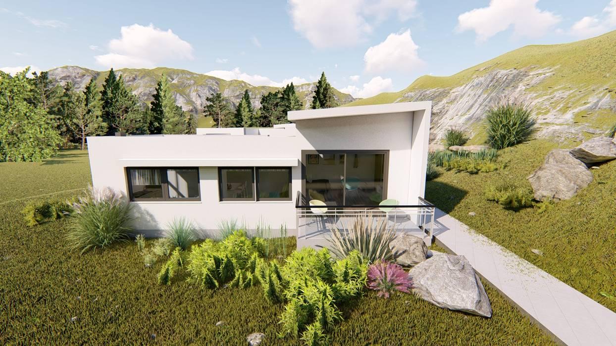 Oleh Ekeko arquitectura - Coquimbo Mediteran