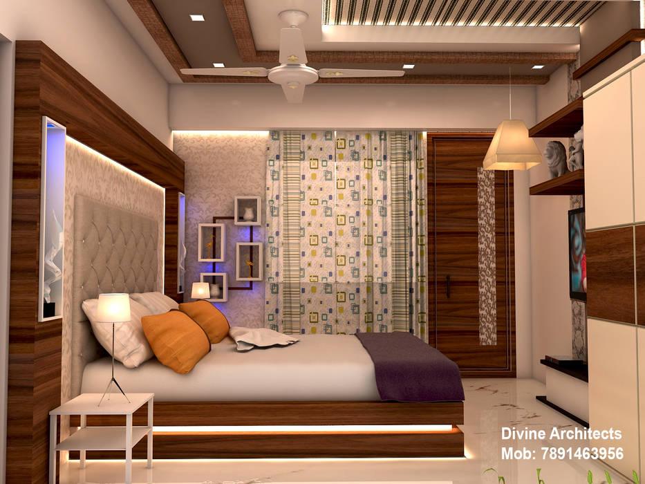 Son S Bed Room Interior Design For Mr Ramavtar Khunteta Jalmahal
