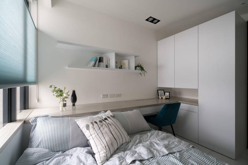 現代風格的女孩房 根據 Moooi Design 驀翊設計 現代風