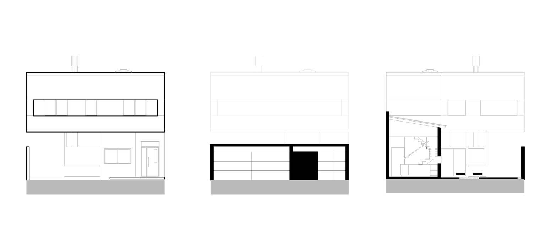 Rumah Modern Oleh Arq. Vieyra Modern