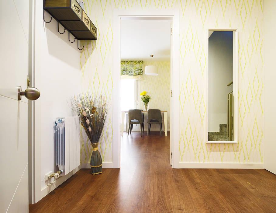 Koridor dan lorong oleh Noelia Villalba, Mediteran