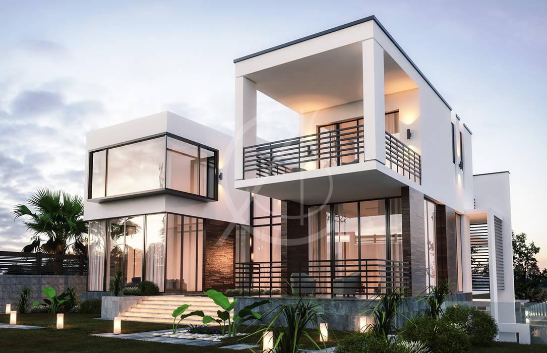 :  Villas by Comelite Architecture, Structure and Interior Design
