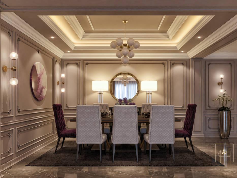 كلاسيكي  تنفيذ Kareem Mohammed Designs, كلاسيكي الخرسانة