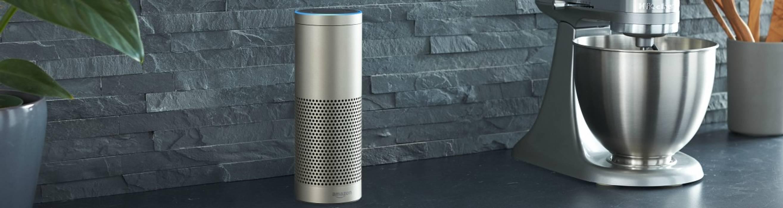Slimme Speaker KitchenElectronics Metal Metallic/Silver