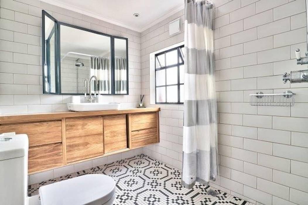 Bo Kaap:  Bathroom by Studio Do Cabo