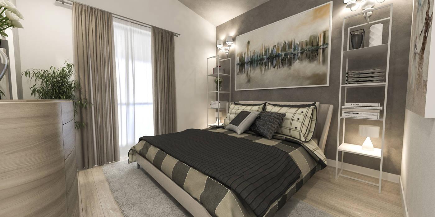 Bedroom تنفيذ Siderio