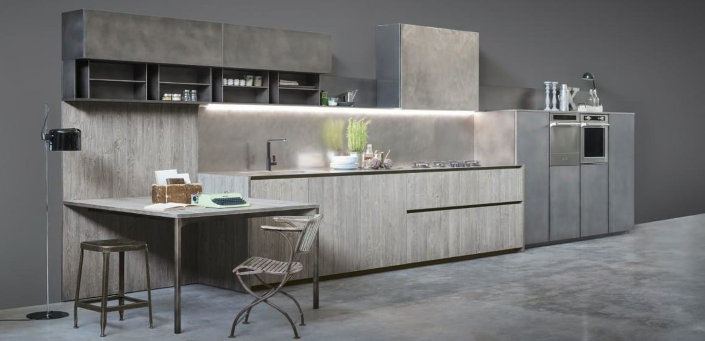 Modern style kitchen by new life HOME Modern