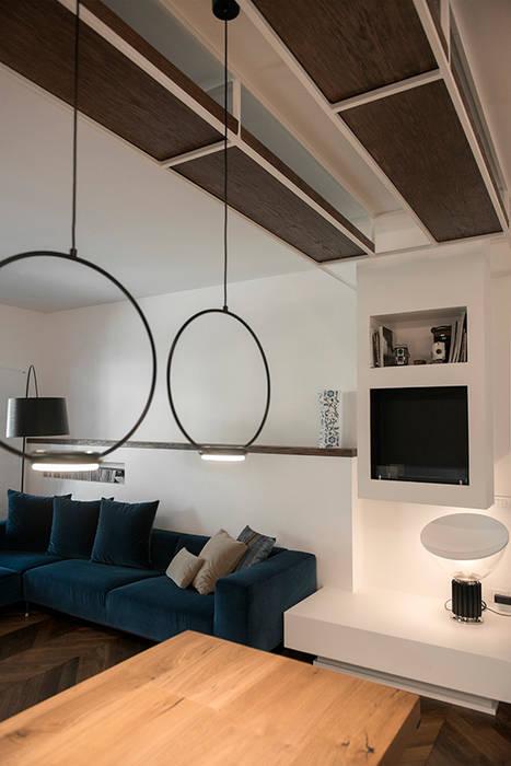 Residenza nuovo salario_ roma soggiorno moderno di archenjoy ...