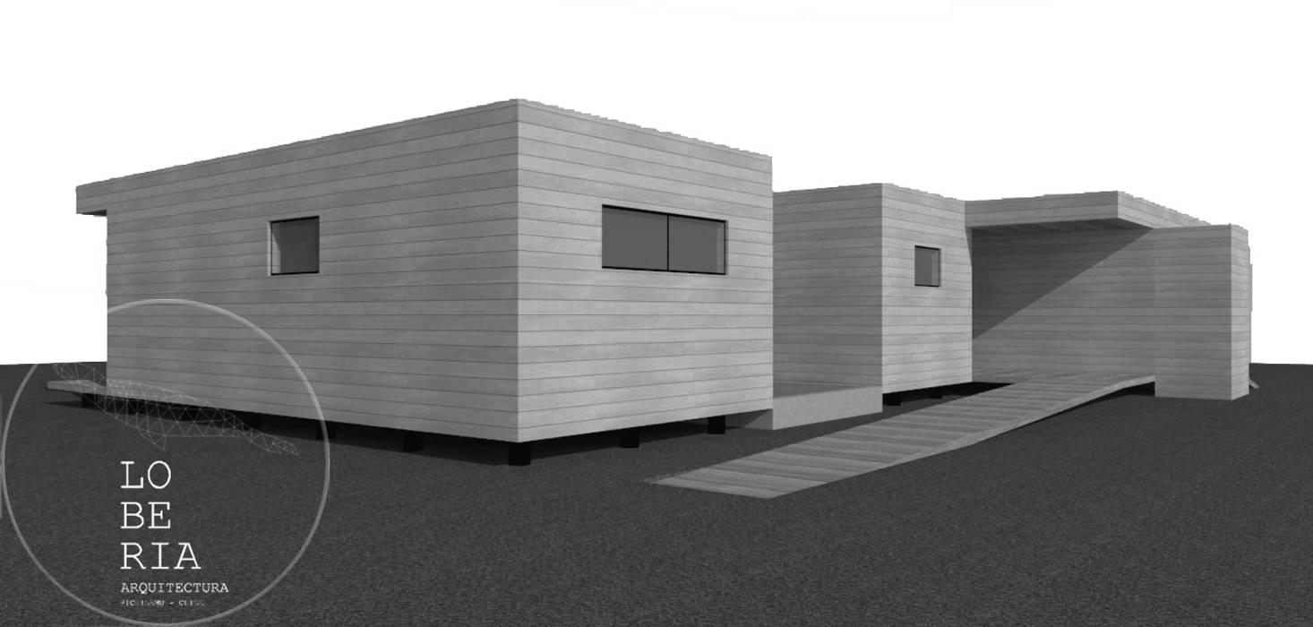 Loberia Arquitectura Casas unifamiliares