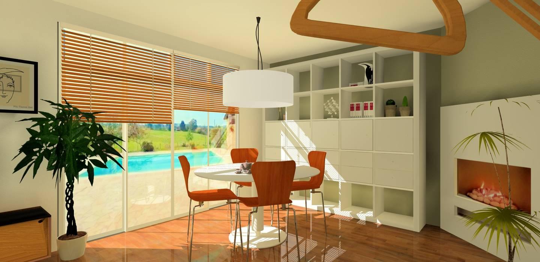 Moderniser Une Salle A Manger optimiser et moderniser un séjour de 20 m2 salle à manger