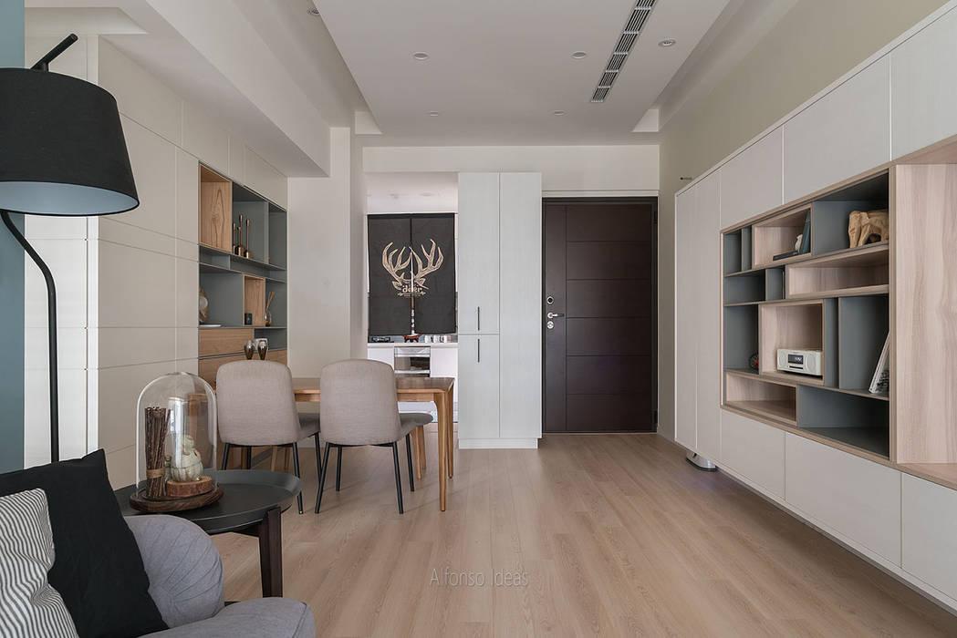對話 conversation:  地板 by 耀昀創意設計有限公司/Alfonso Ideas,