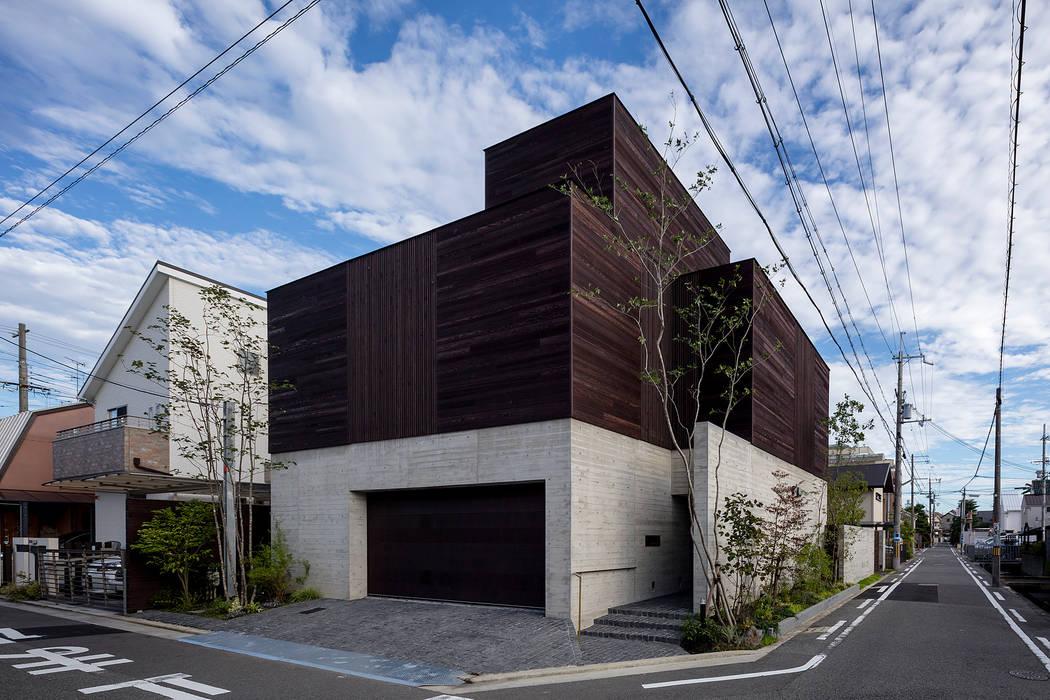 堺の家 モダンな 家 の NOMA/桑原淳司建築設計事務所 モダン