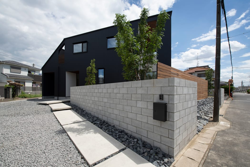 Single family home by yuukistyle 友紀建築工房,