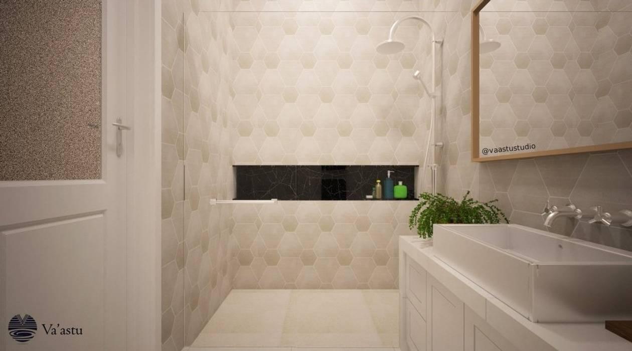 Bathroom by Vaastu Arsitektur Studio, Minimalist