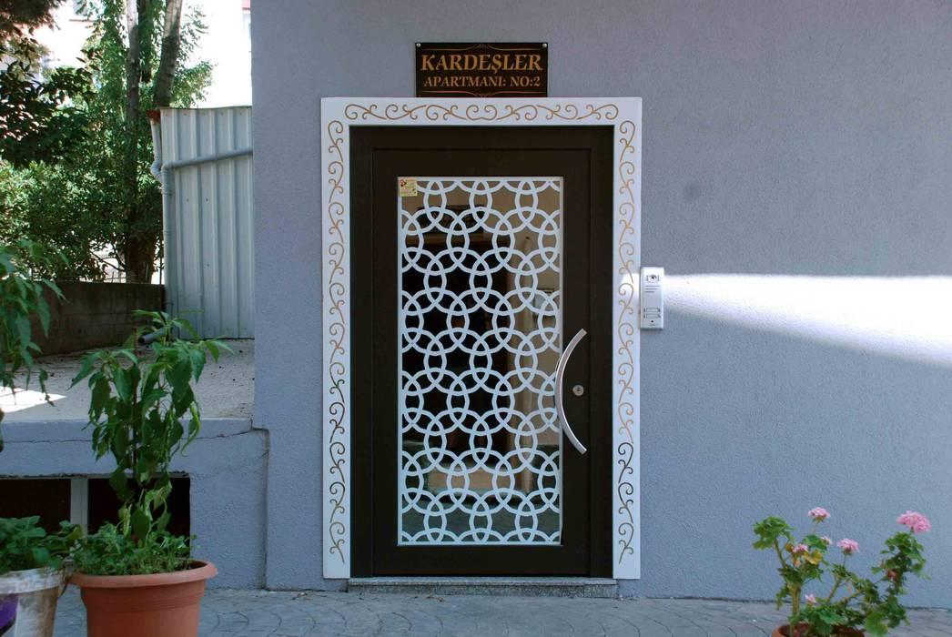 Front doors by Ayteksa L.t.d,