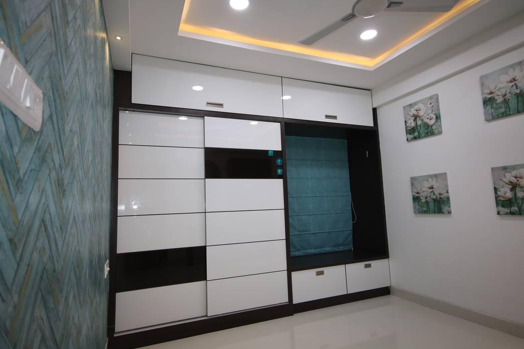 Habitaciones de estilo asiático de Enrich Interiors & Decors Asiático
