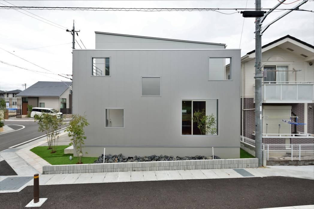 karasaki house: ALTS DESIGN OFFICEが手掛けた一戸建て住宅です。,