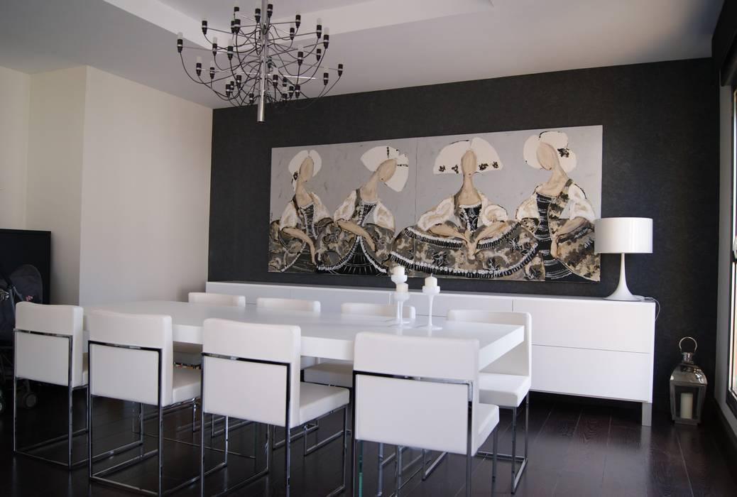 Comedor comedores de estilo moderno de qum estudio, tienda ...