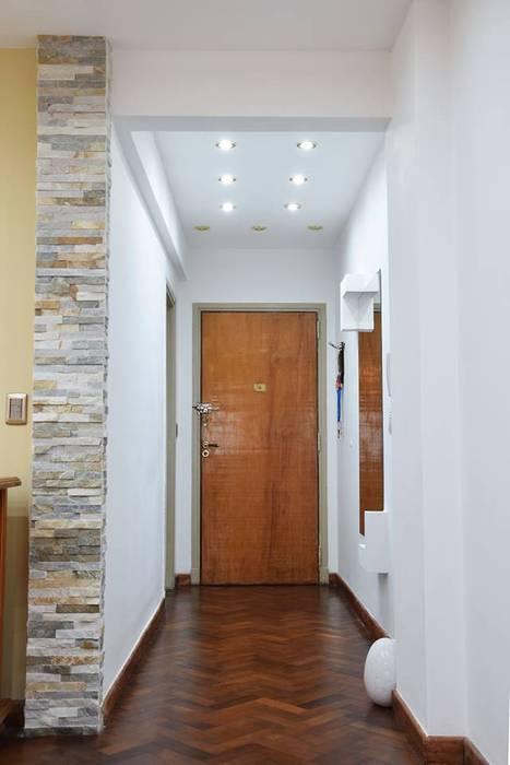 Diseño de Living - Puerta de entrada de Arquimundo 3g - Diseño de Interiores - Ciudad de Buenos Aires Moderno