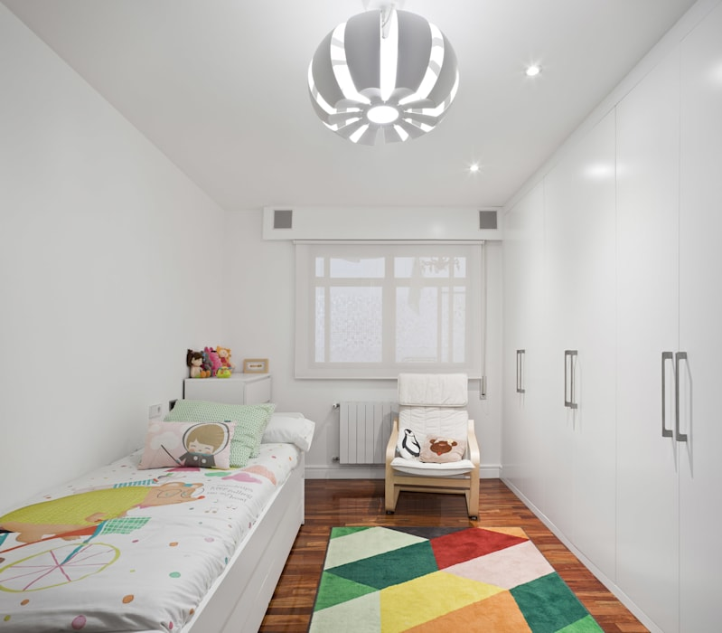Nursery/kid's room by LIQE arquitectura