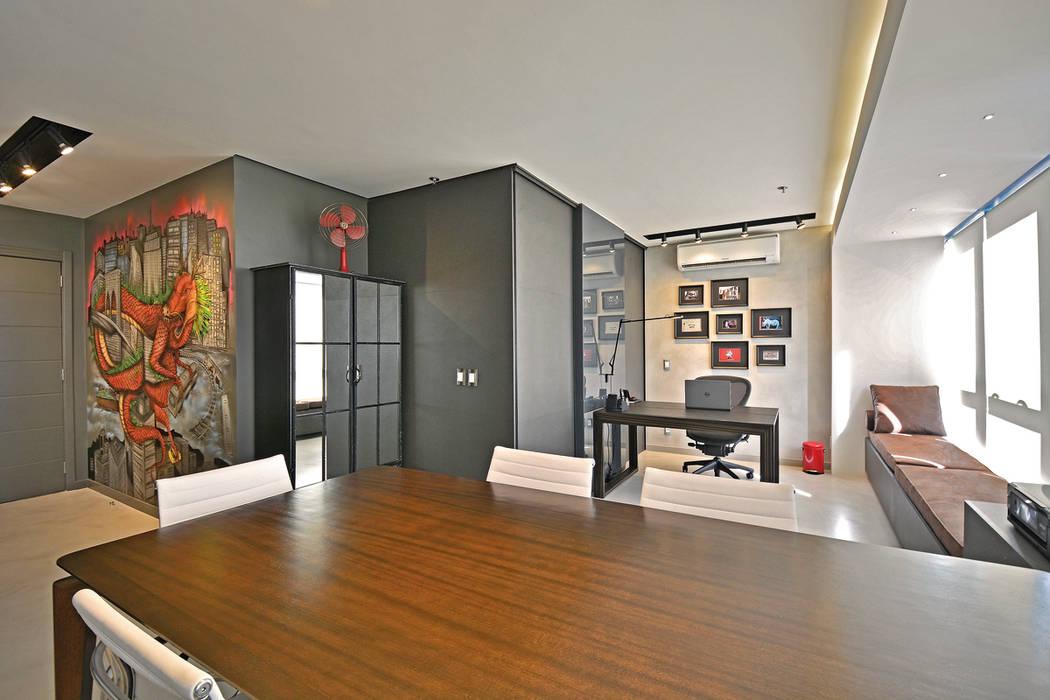 Espacios comerciales de estilo  por BG arquitetura | Projetos Comerciais,