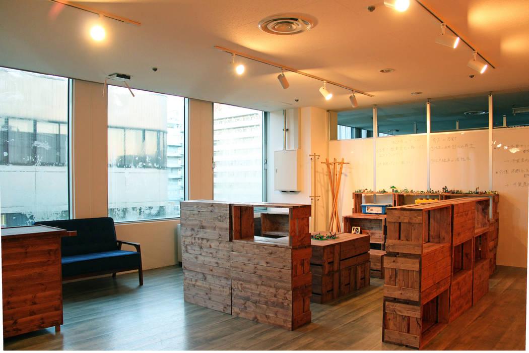 Projekty,  Centra wystawowe zaprojektowane przez 大畠稜司建築設計事務所
