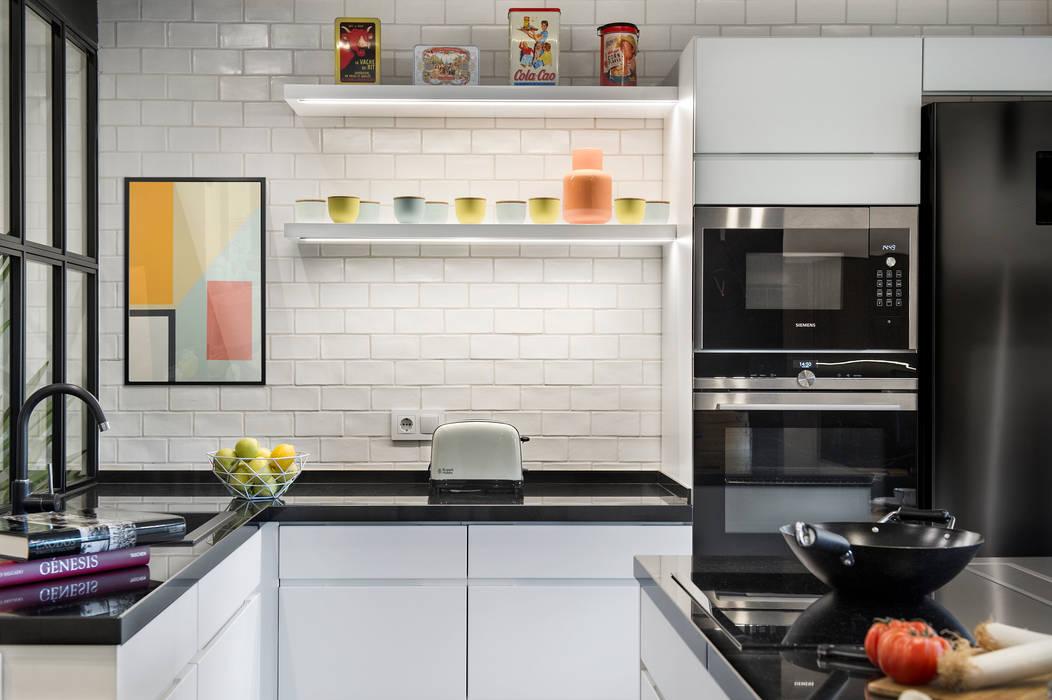 Dapur oleh Egue y Seta, Eklektik