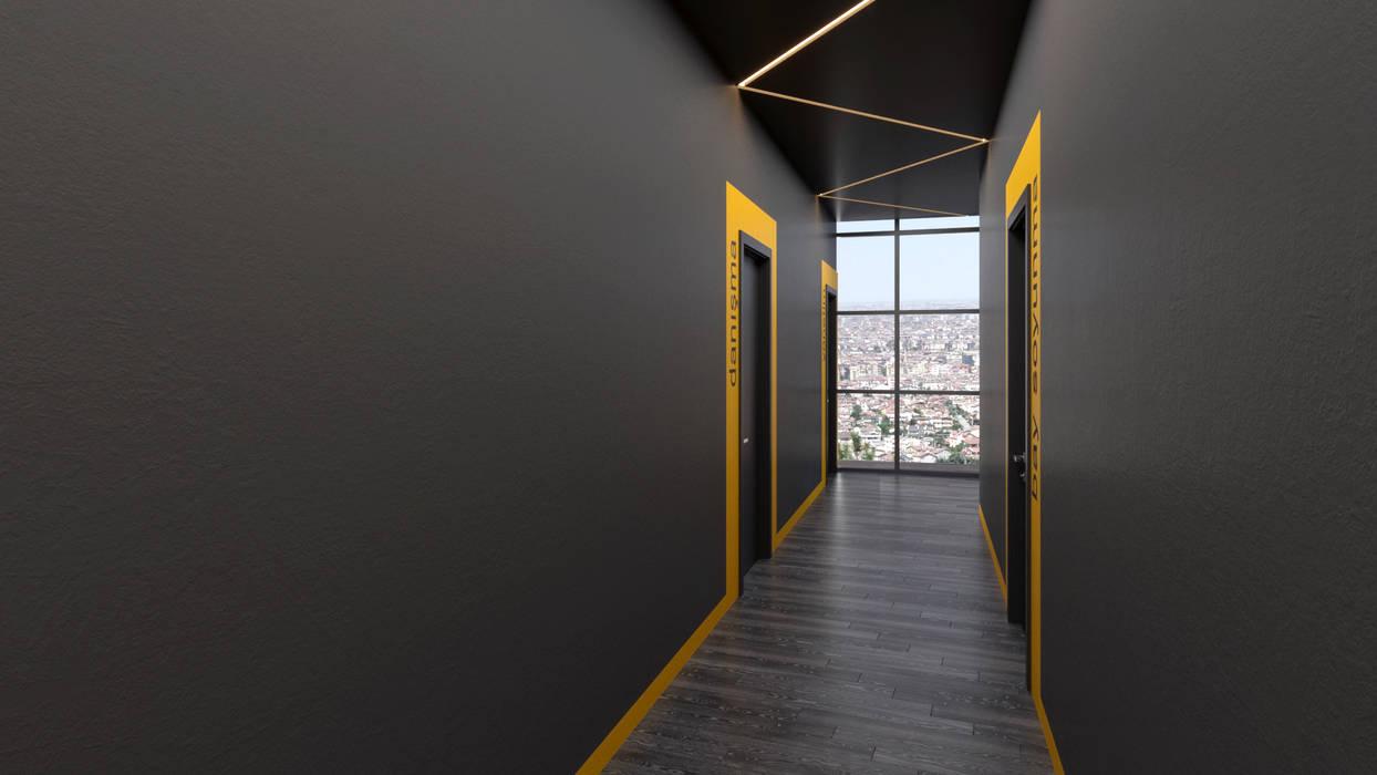 Gym by Dündar Design - Mimari Görselleştirme, Modern