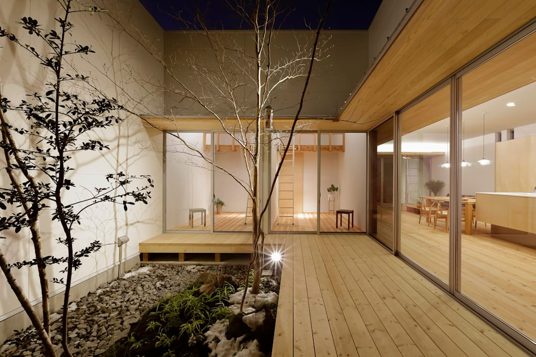 Garden by ポーラスターデザイン一級建築士事務所