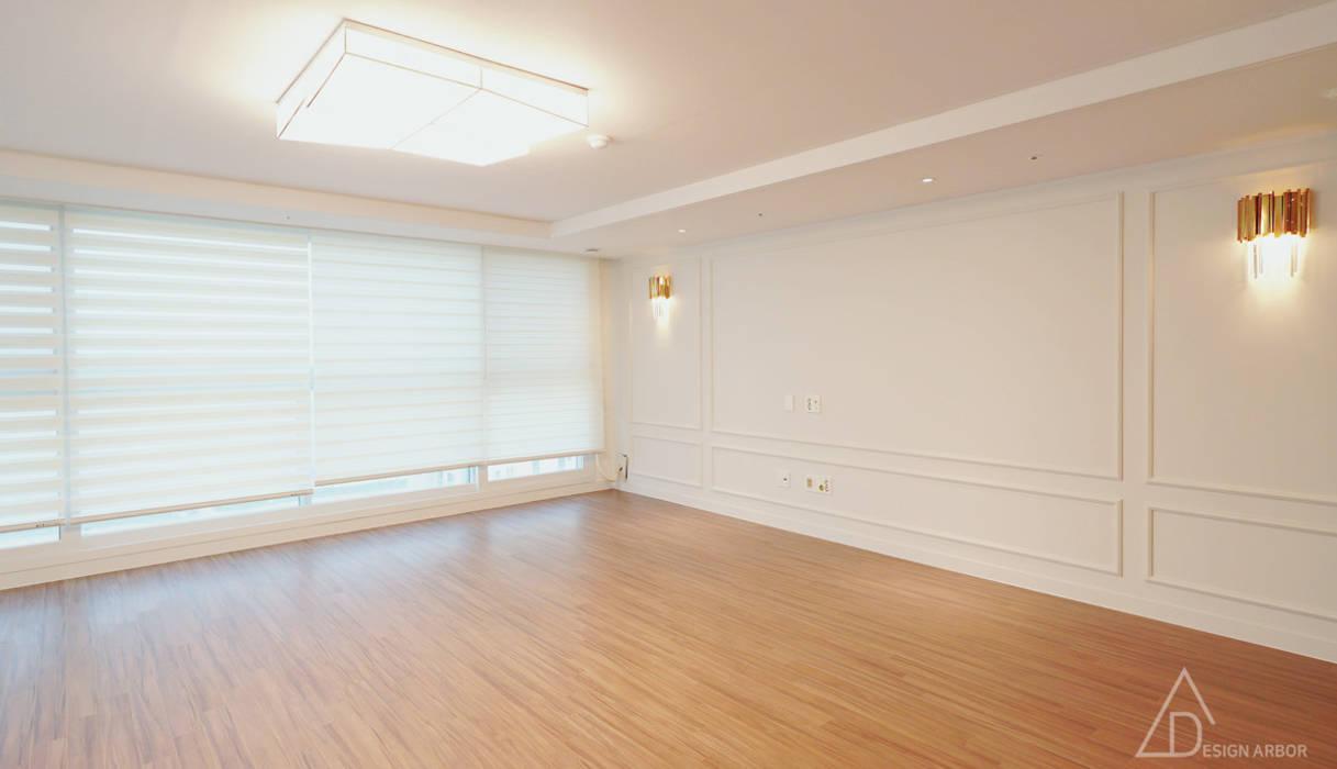 Living room by 디자인 아버, Scandinavian