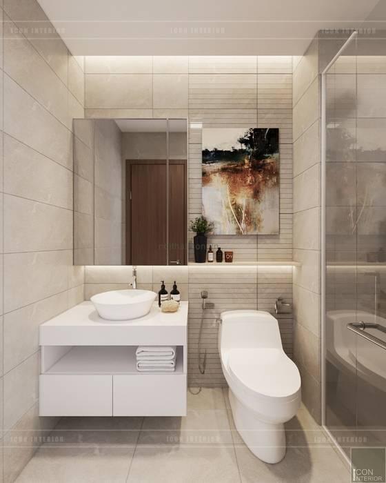Baños de estilo moderno de ICON INTERIOR Moderno