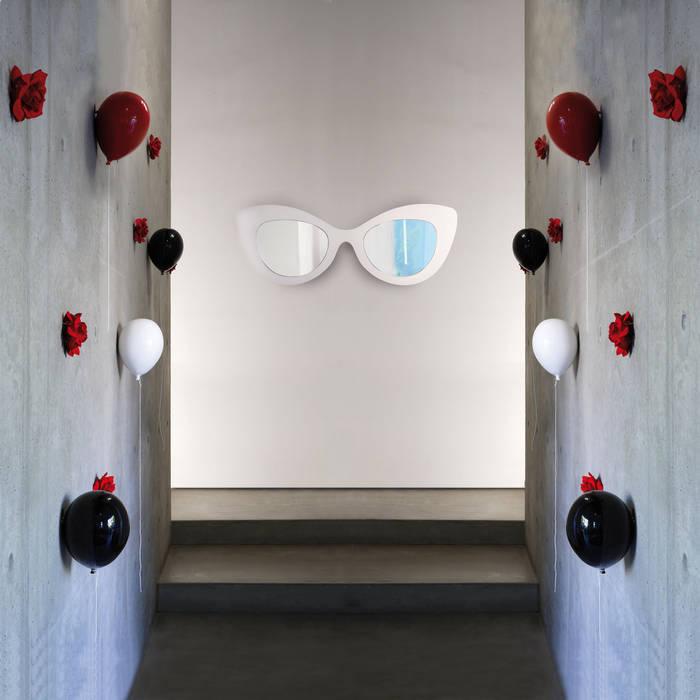Moderne Geschäftsräume & Stores von Creativando Srl - vendita on line oggetti design e complementi d'arredo Modern Kalkstein