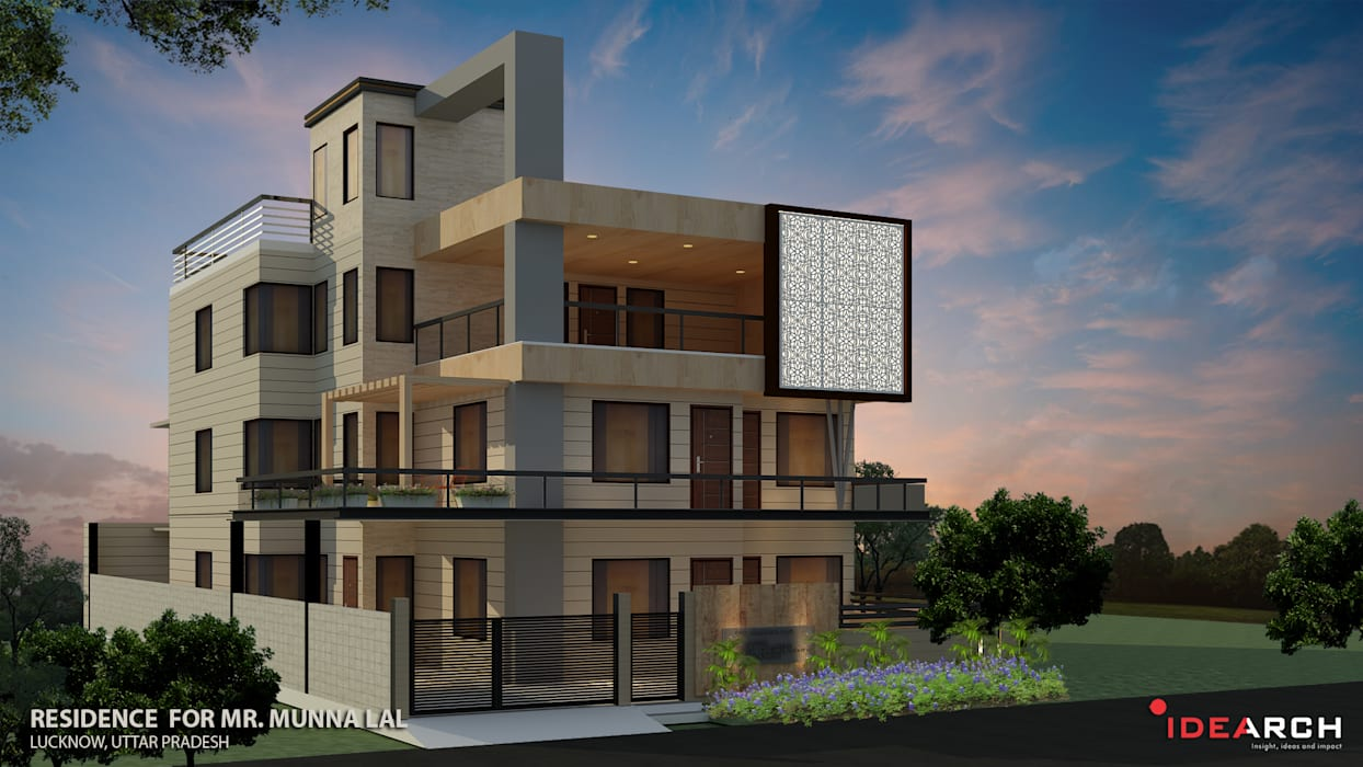 Prefabricated home by homify, Modern