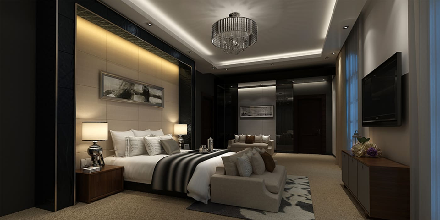 Bedroom by IDEARCH