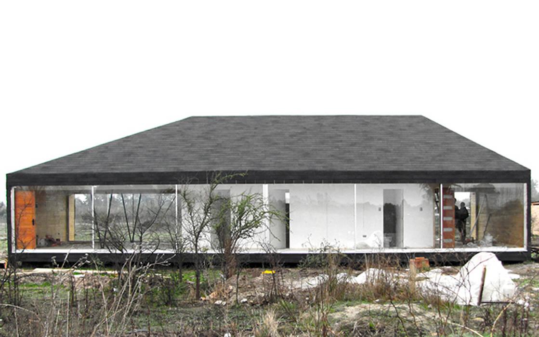Casa en el Ramal de mutarestudio Arquitectura Minimalista
