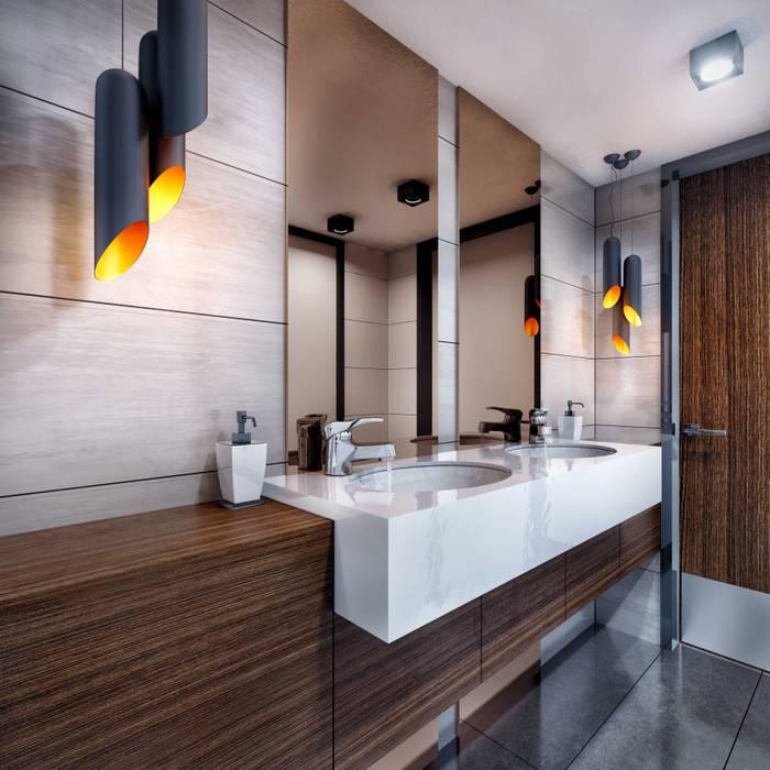 ANTE MİMARLIK  – Ofis tasarım:  tarz Ofis Alanları, Modern