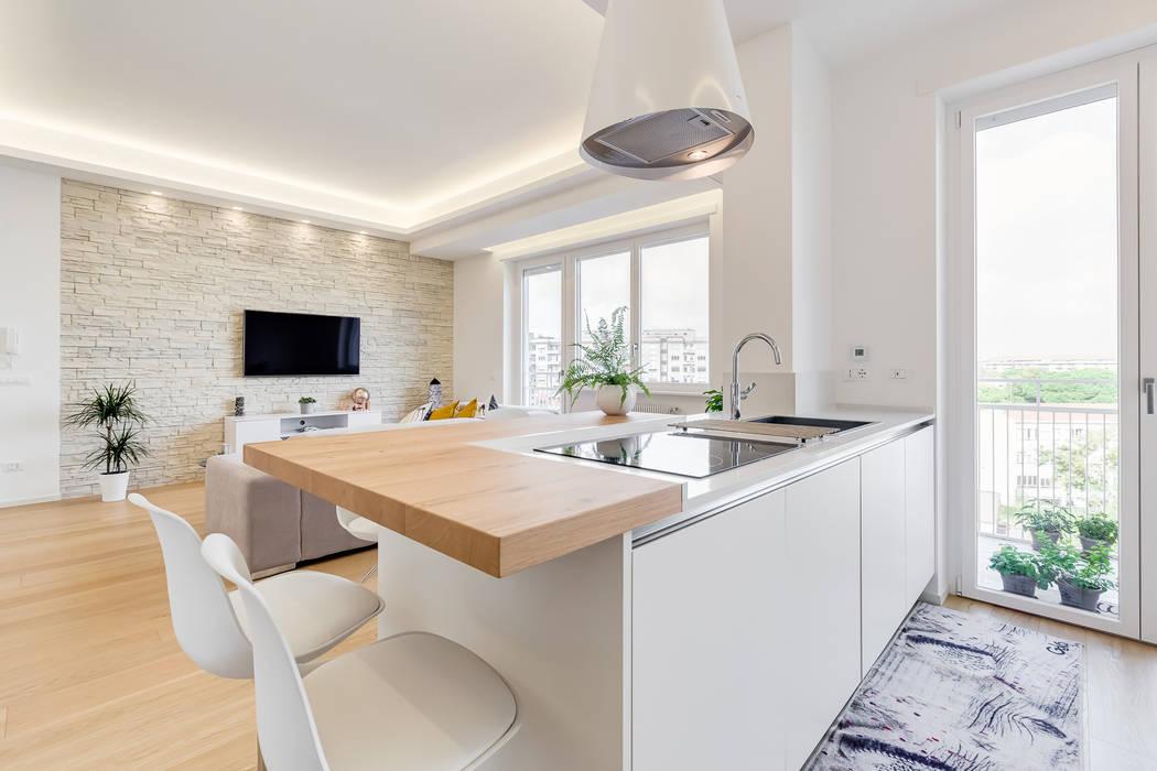 Kitchen by EF_Archidesign