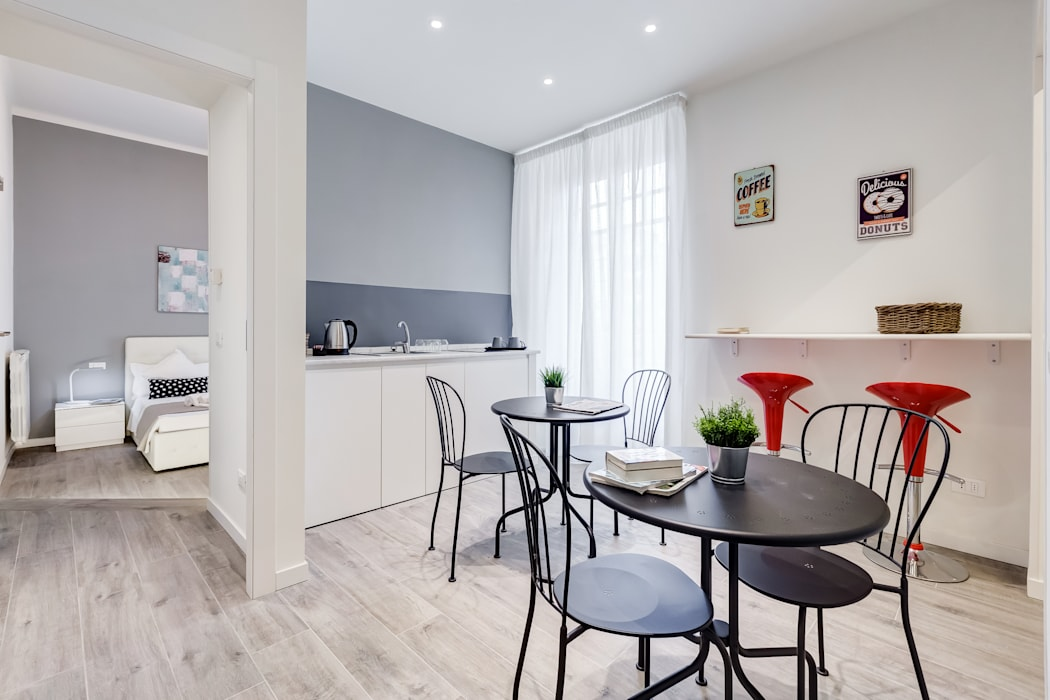 Margherita Guest House: Cucina in stile  di EF_Archidesign