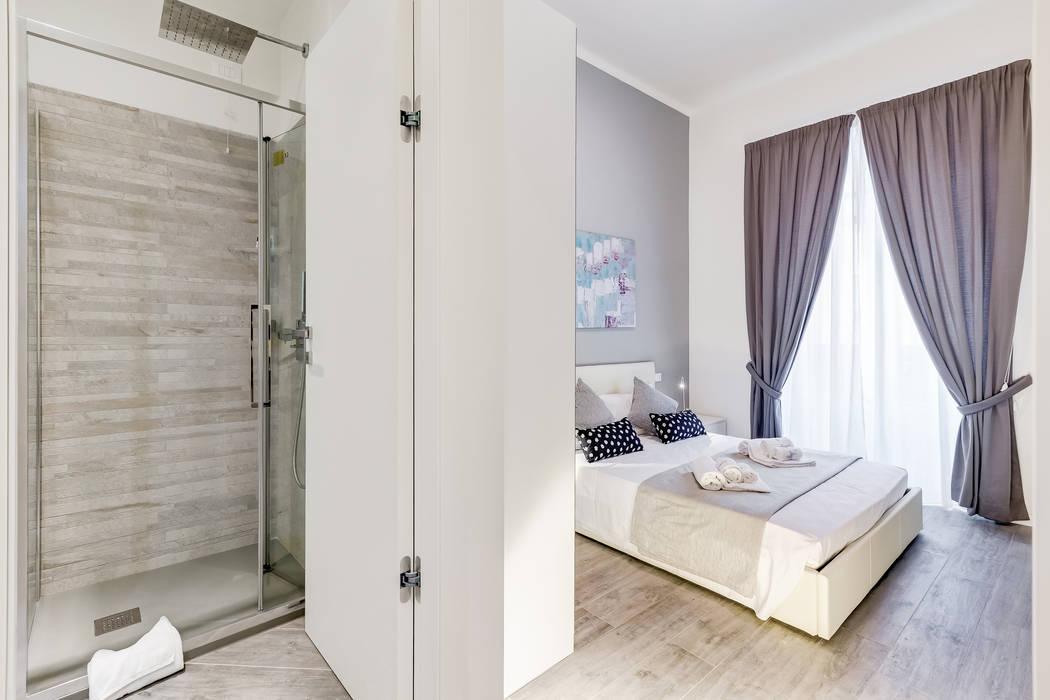 Margherita Guest House: Bagno in stile  di EF_Archidesign