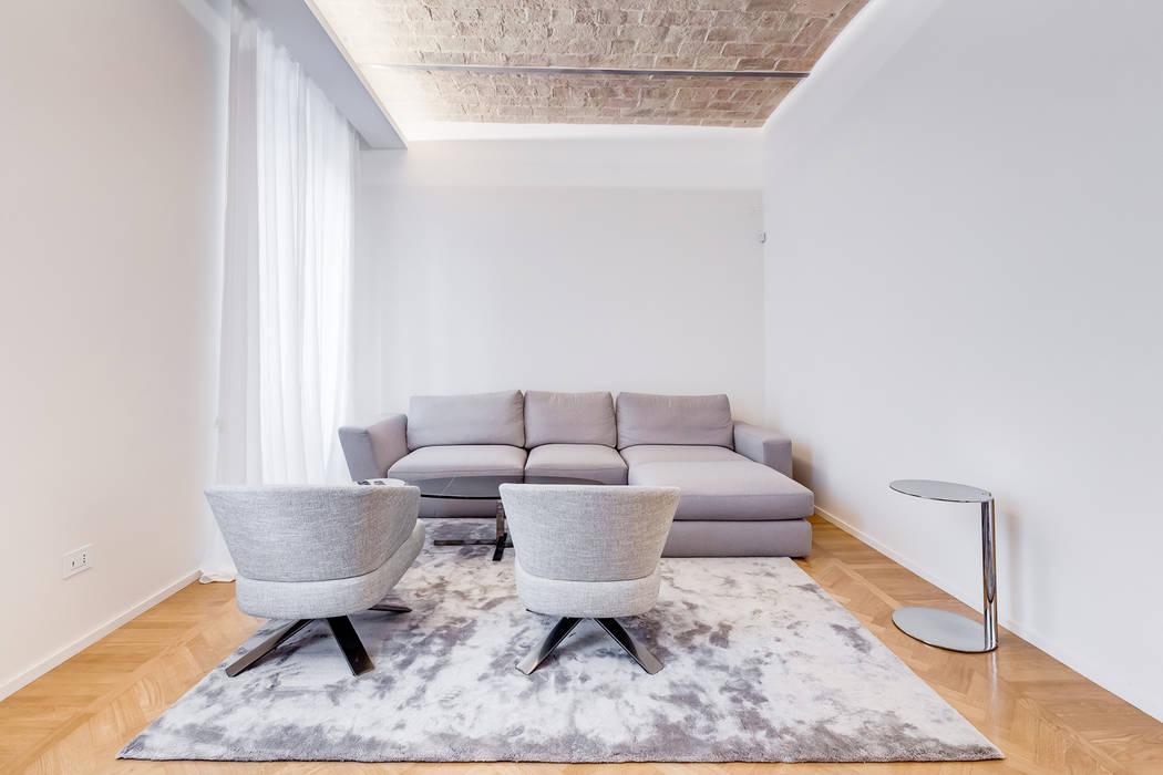 EF_Archidesign Livings de estilo moderno