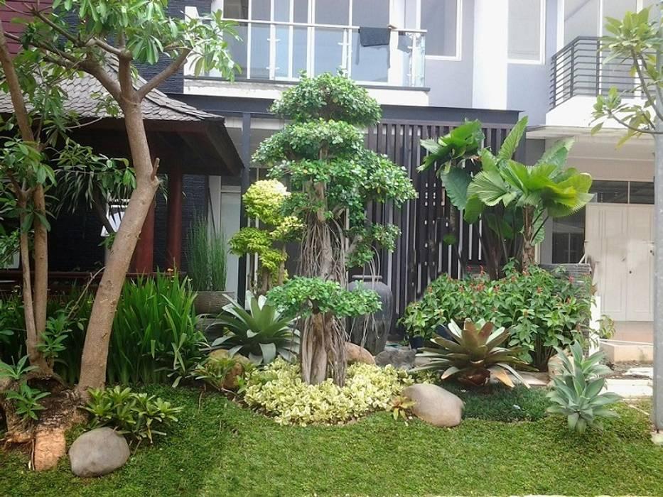 jasa tukang taman di gresik:  Ruang Komersial by Jasa tukang taman gresik