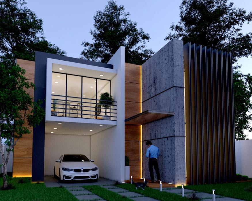 Detached home by ELOARQ
